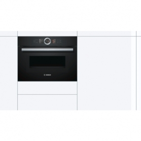 Bosch CMG656BB6B, Black Built-In Single Oven with Home Connect - 2