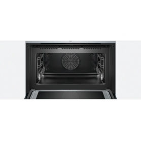 Bosch CNG6764S6B, Brushed Steel Built-In Multifunction Microwave Oven With Added Steam - 4