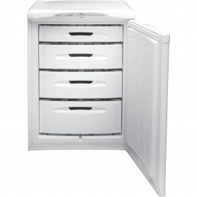 Hotpoint Future Under Counter Freestanding Freezer - White (4 Drawers) - 3