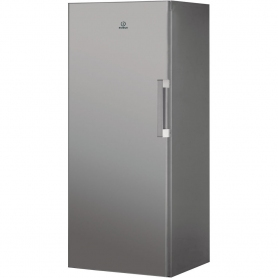 Indesit 60cm Tall Freezer SIlver