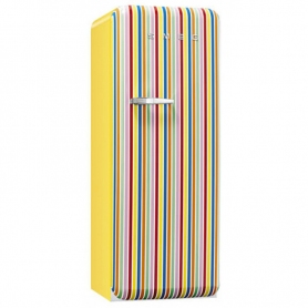 Smeg 60cm Paul Smith Retro Style Fridge  - 0